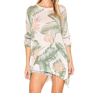 Show Me Your MuMu Day in Paradise Bonfire Sweater